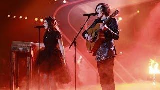 Gabriel & Cecilia sing Smells Like Teen Spirit | The Voice Australia 2014