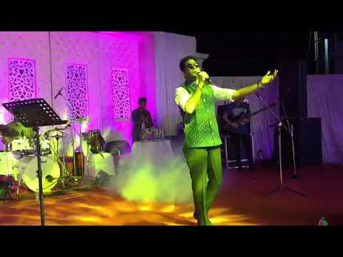 Rishav Ishu performed live in Nagpur