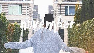 Deverano - November (Finding Hope Remix) Lyric Video