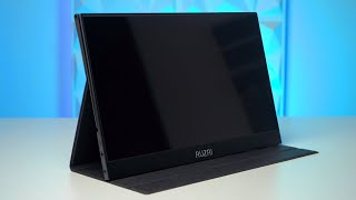 KOL Reviews | AUZAI Big Screen IPS FHD 1080P Portable Monitor Is Perfect For Work & Play