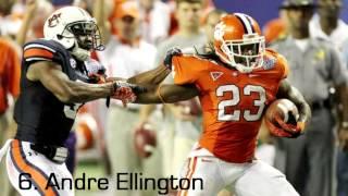 Gambar cover Top 10 Running Backs in 2013 NFL Draft