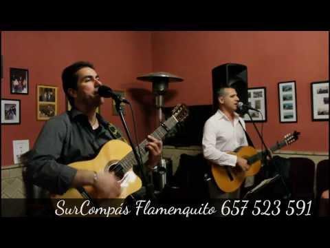Grupo SurCompás Flamenquito en Fiesta Privada