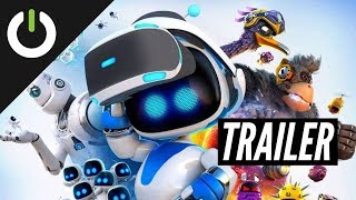 The Making Of Astro Bot: Rescue Mission (PSVR)