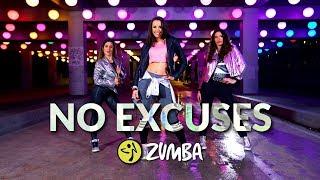 """""""NO EXCUSES"""" - Meghan Trainor / Zumba® choreo by Alix with Audrey & Maeva"""