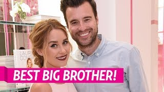 Lauren Conrad Reveals Whether Sons Get Along