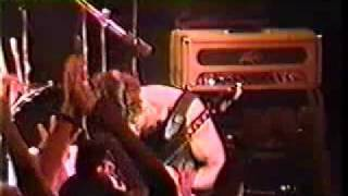 Dokken Without Warning & Tooth and Nail Live Indy 1995