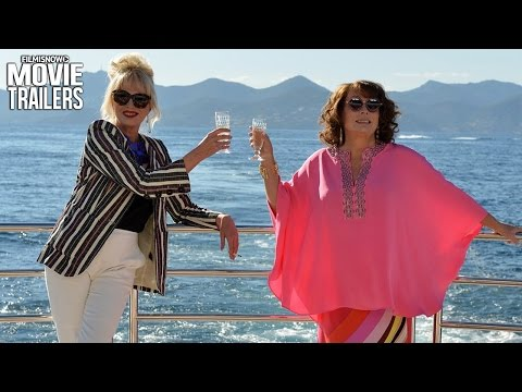 Supermodels, designers, rockers to cameo in Absolutely Fabulous movie
