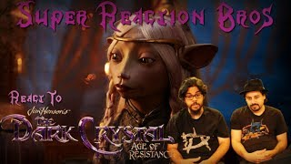 SRB Reacts to The Dark Crystal: Age of Resistance Netflix Teaser