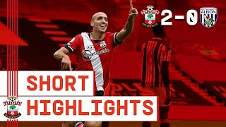 Southampton 2-0 West Brom Pekan 4