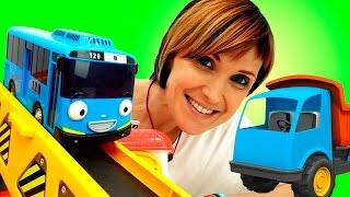 Машинки на английском языке - Маша Капуки - Английский для детей