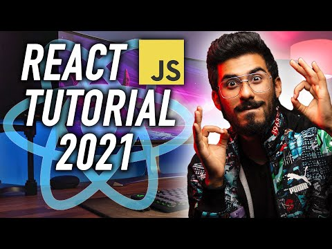 React JS Tutorial for Beginners - Full Course in 12 Hours [2021 ...
