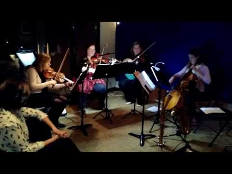 Playing with Ovation String Quartet