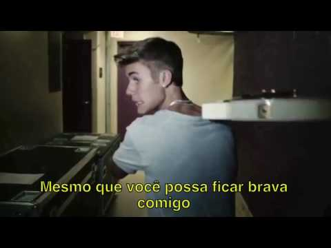 Justin Bieber - Hard 2 Face Reality feat. Poo Bear (Tradução/Legendado) Music Video (видео)