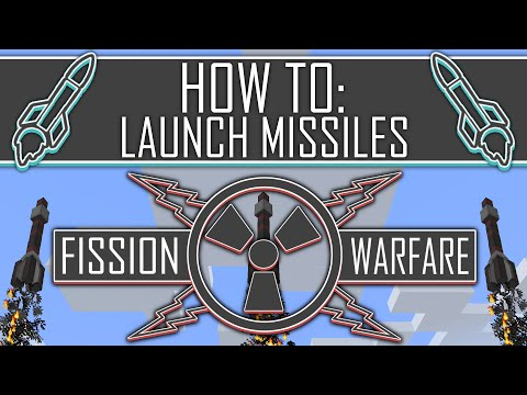 Crafting and Launching Missile in Fission Warfare