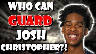 What Makes Josh Christopher SO HARD TO GUARD?! | Offensive Breakdown