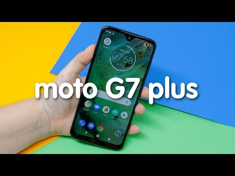 Video over Motorola Moto G7 Plus
