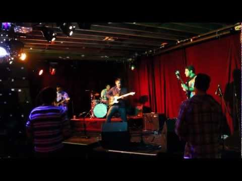 """Thriller""  - Science Fiction Jazz Live at Winston's 2012-10-13"