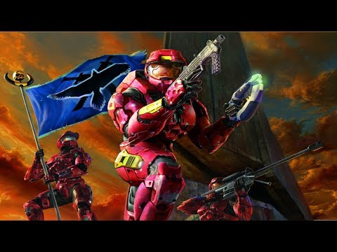 Halo 2 | COL vs MEX CTF on Midship