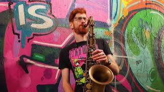 Burna Boy   On The Low   Sax Cover 2019