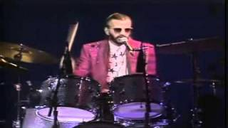 Ringo Starr - First All Starr Band - Honey Don't