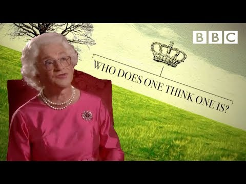 Who Does One Think One Is? 👑 | Walliams & Friend - BBC