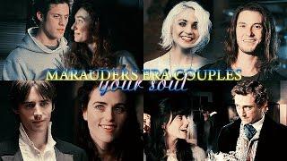 » your soul (marauders era couples; 26k)