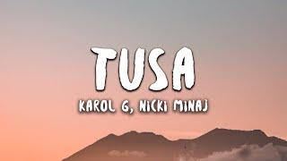 Karol G, Nicki Minaj - Tusa    S