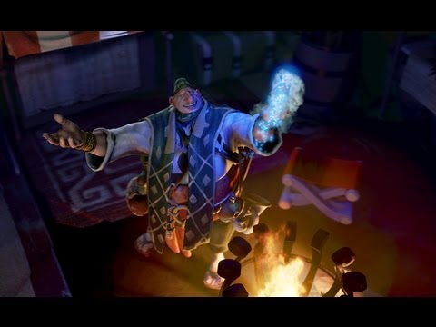 First DotA 2 Trailer Released