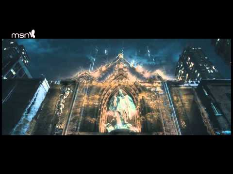 The Mortal Instruments: City of Bones - UK Trailer