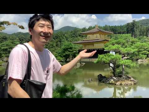 Japanese Temple Guide Kinkakuji temple in Kyoto