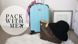Pack With Me for the Bahamas | Carry On ONLY! | Charmaine Dulak