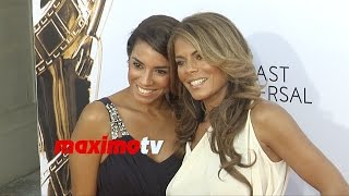 Lisa Vidal & Christina Vidal | 2014 NCRL ALMA Awards | Red Carpet