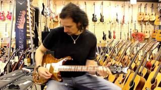 Bruce Kulick At Norman's Rare Guitars