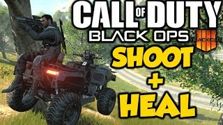 Blackout Tips & Tricks: How To SHOOT + HEAL While Riding An ATV!