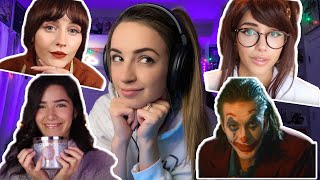 Gibi ASMR Reacting to Other ASMR Channels