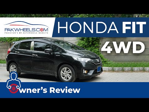 Honda Fit 2016 | Owner's Review | PakWheels