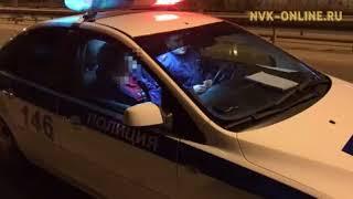 Пьяные водители на дорогах Якутска