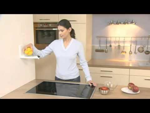 Beurer - KS52 EN - bilancia da cucina da muro