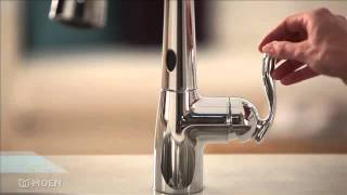 Watch Moen MotionSense Kitchen Faucet