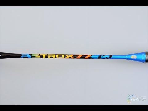 Yonex Astrox 4u Badminton Racket Review