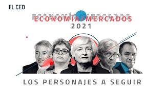El rumbo de la economía en 2021 está en manos de estos protagonistas