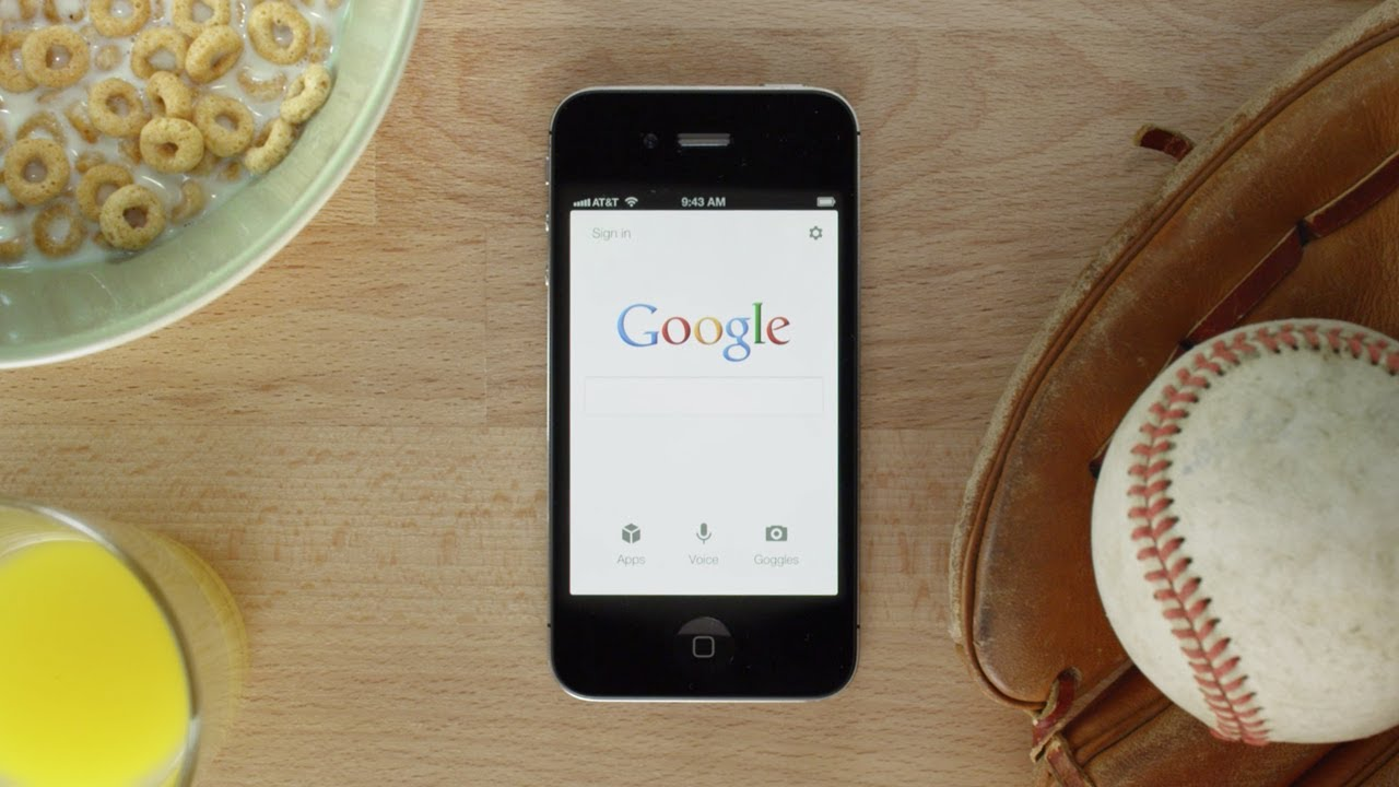 Introducing enhanced voice search on the Google Search App