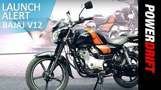 Bajaj V12 : Price, Specs & Features : PowerDrift