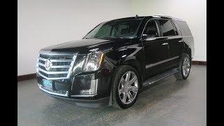 2015 Cadillac Escalade Luxury for Sale in Canton, Ohio | Jeff's Motorcars