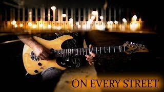 Dire Straits - On Every Street FULL Guitar Cover