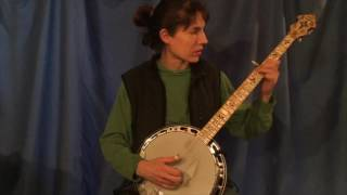 Cabin In Caroline Backup - Excerpt from the Custom Banjo Lesson from The Murphy Method