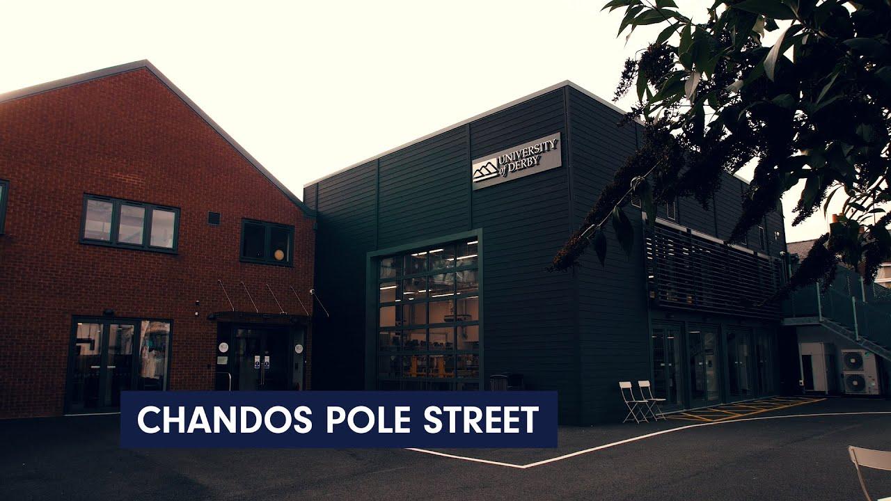 Virtual Open Day: Chandos Pole Street tour