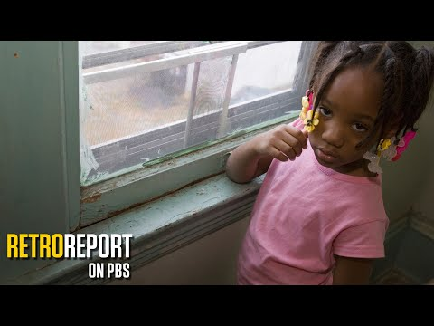 Lingering Peril From Lead Paint   Retro Report on PBS