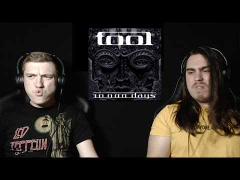 Vicarious | College Students' FIRST TIME Hearing | Tool Reaction