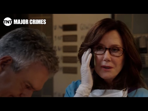 Major Crimes Season 3 Winter (Promo 'Raydor')